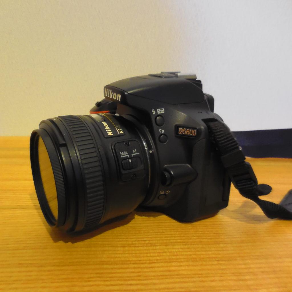 Nikon D5600外観