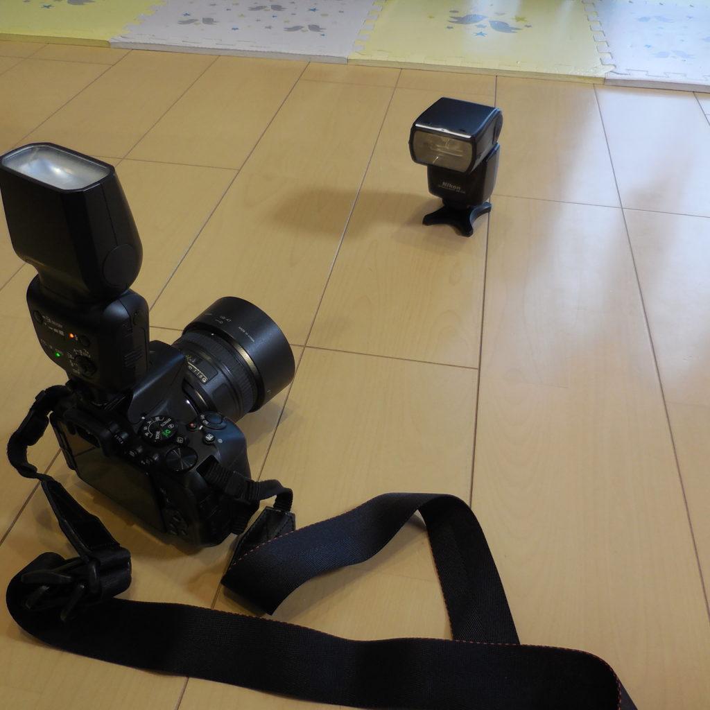 NIKON D5600 SB-500 SB-700