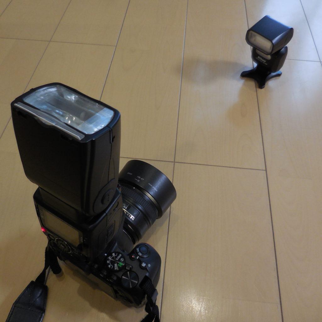 NIKON SB-500 SB-700